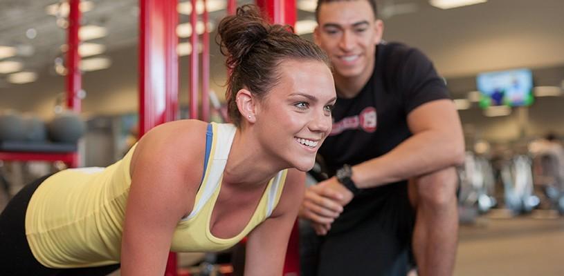 Fitness 19 - Push Ups