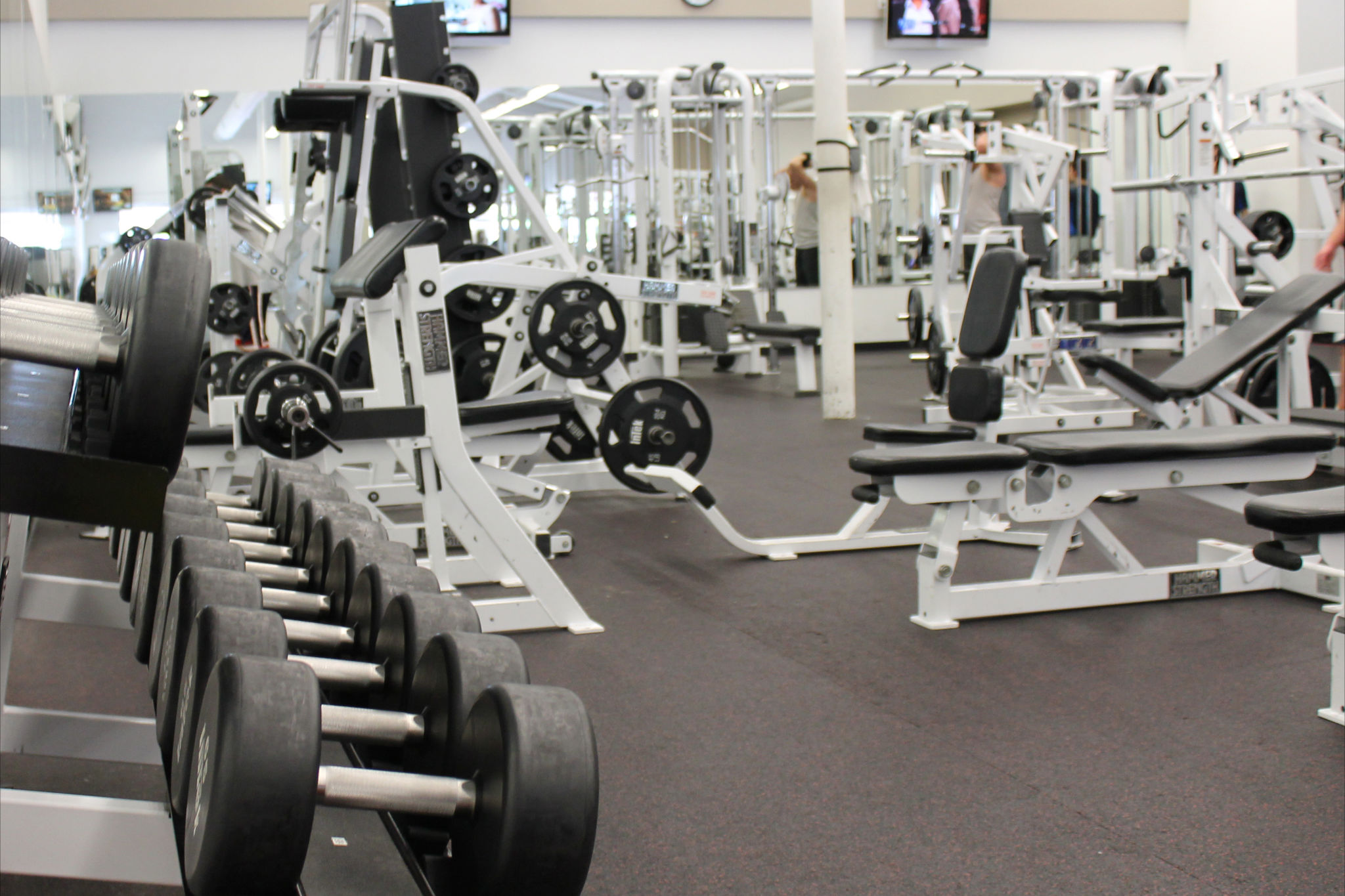 Safety tips for the gym fitness gyms