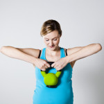 Why Kettlebells are Great for Mom's and Mom's-to-Be!