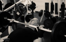 bodybuilding workout weightlifting barbell