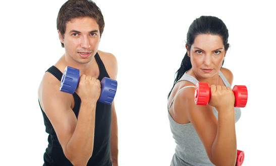 photodune-1074646-strength-couple-with-barbell-xs