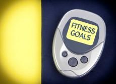 Pedometer Fitness Goals