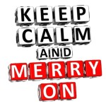 The hustle and bustle of the holidays – Tips to remain calm