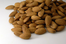 Almond seed dry fruit