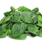 Eat More Spinach to Grow Strong