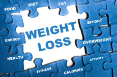 Weight loss puzzle