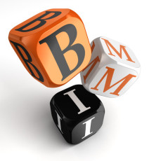 bmi orange black dice blocks