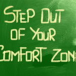 Step Outside Your Comfort Zone to Reach Your Fitness Goals