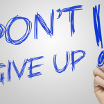 Why You Don't Give Up on Your Goals
