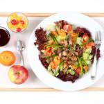 Healthy Meals vs. Cheat Meals