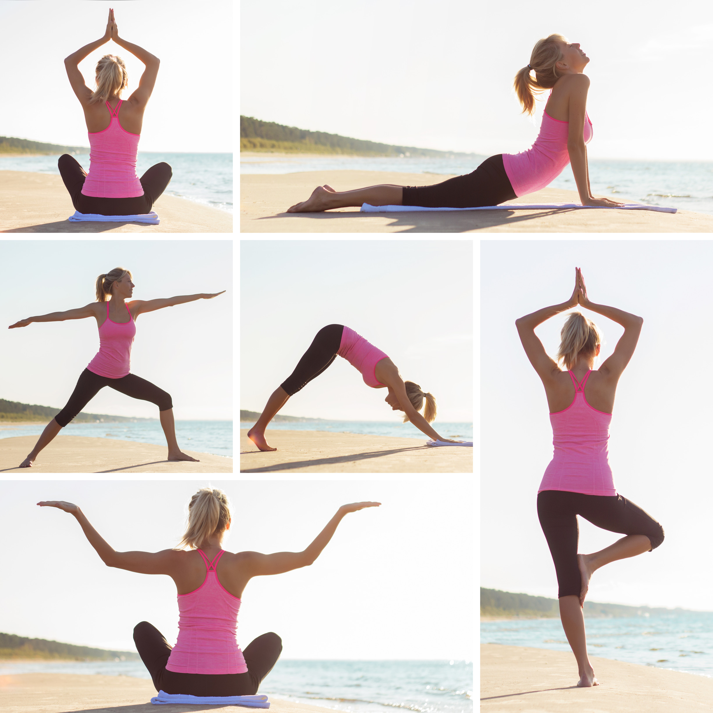 Yoga Poses for Good Posture  Fitness 38 Gyms