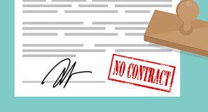 no-contract