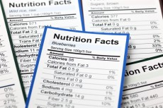 Lots of Nutrition facts