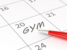 photodune-10298424--gym-words-on-a-calendar--xs