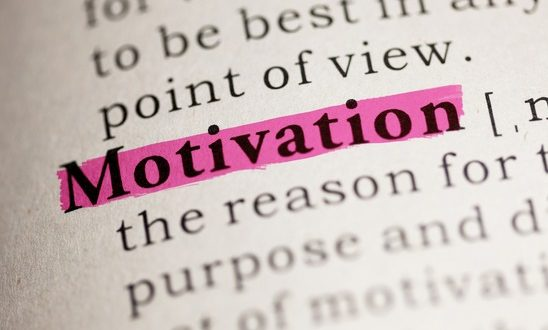 Fake Dictionary, Dictionary definition of the word Motivation.