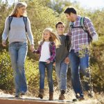 How to Keep Exercising When Traveling with Kids