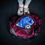 What's in Your Gym Bag? No-hassle Necessities