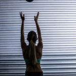 Wall Ball technique and a killer 10 minute workout