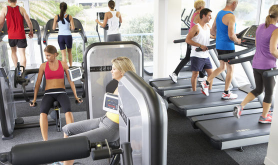 Gym etiquette rules the dolce diet