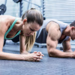 Workouts you can do with your significant other