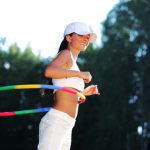 Hot Fitness Trend: Hula Hooping