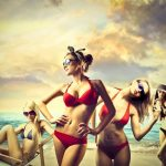 Spring break is around the corner – tips to get that bikini body