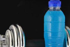 special sports drink and extreme sports gyms