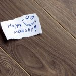 Do You Have a 'Case of the Mondays'? Exercises to Energize Your Mind and Body!