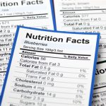 How to Read a Food Nutritional Table