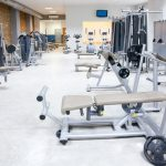Gym hygiene for cold and flu season