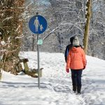 Stay on track… how to keep walking during winter