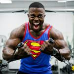 Why do your muscles shake during vigorous exercise?