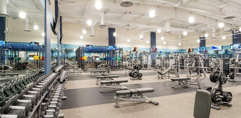 Chatsworth Fitness 19