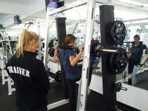 teresa training