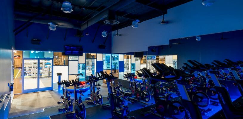 Perris Fitness 19 Spin