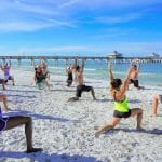 A Beach Workout For Your Vacation